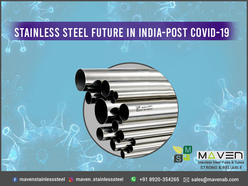 Stainless Steel Future in India – Post COVID-19