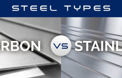 Comparison Between Stainless Steel and Carbon Steel